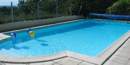 La Chêneraie La Chêneraie, Chambres d`Hôtes Payrac (46), piscine