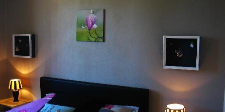 La Chêneraie La Chêneraie  chambre Rosée du printemps