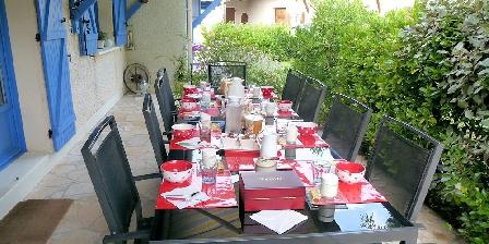 Villa Alluro Villa Alluro, Chambres d`Hôtes Andernos Les Bains (33)