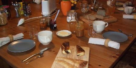 Kerioret Izella Petit déjeuner et caramel au beurre salé