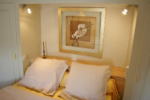 Tête de lit chambre double Penhir