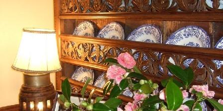 Kerioret Izella Vaisselier salle à manger