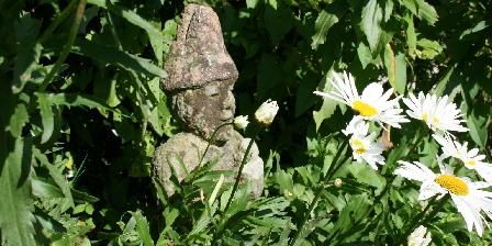 Kerioret Izella Sculptures art brut à Kerioret