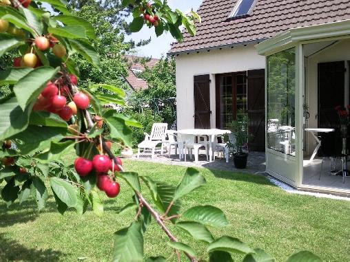 Chambre d'hote Yvelines - La Guérande, Chambres d`Hôtes Montfort-l'amaury (78)