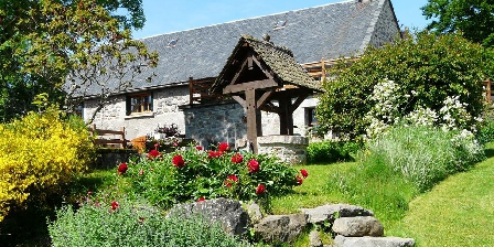 Grange de La Bastide Grange de La Bastide, Chambres d`Hôtes Laveissiere (15)