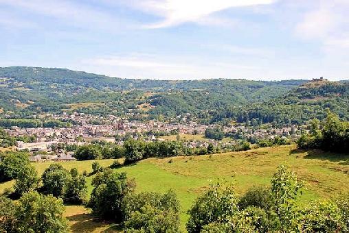 bed & breakfast Aveyron -