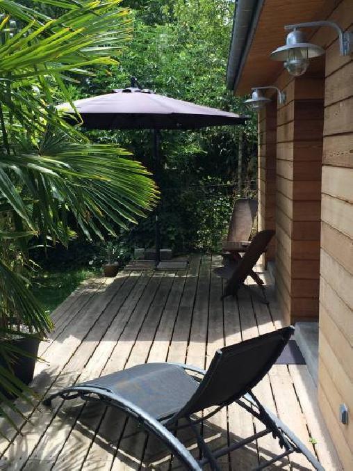 Chambre d'hote Gironde - Clos Bamboo, Chambres d`Hôtes Merignac (33)