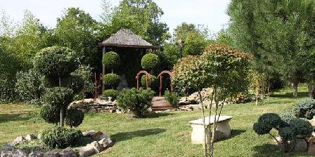Manoir Montdidier Jardin japonais