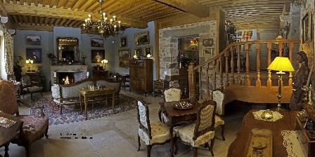 Manoir Montdidier Grand Salon