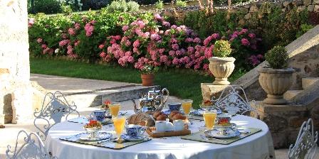 Manoir Montdidier Petit déjeuner