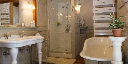 Manoir Montdidier Salle de bain