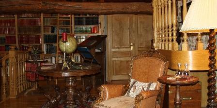 Manoir Montdidier Bibliothèque