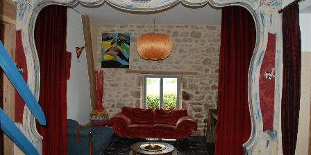 Shenmen Shenmen, Chambres d`Hôtes, l'entrée et salon d'été