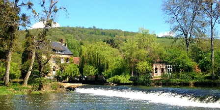 Le Moulin du Vey Le Moulin du Vey, Chambres d`Hôtes Clécy-le Vey (14)
