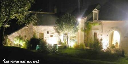 Les Ecureuils Les Ecureuils, Chambres d`Hôtes Azay Le Rideau Cheille (37)