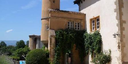 Gästezimmer Le Château de La Rebatière > Le Château de La Rebatière, Chambres d`Hôtes Salaise Sur Sanne (38)
