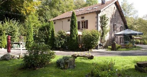 Pas De Deux, Chambres d`Hôtes Sainte Marie-en-Chanois (70)