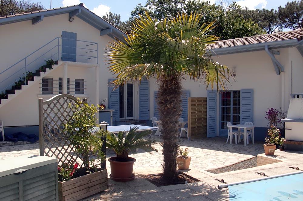 Charmant Chambre Du0027hotes Vieux Boucau Les Bains U003e Chambre Du0027Hotes à Vieux Boucau