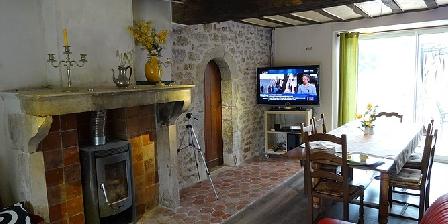 La Datcha Bourguignonne Datcha Bourguignonne, Chambres d`Hôtes Maconge (21)