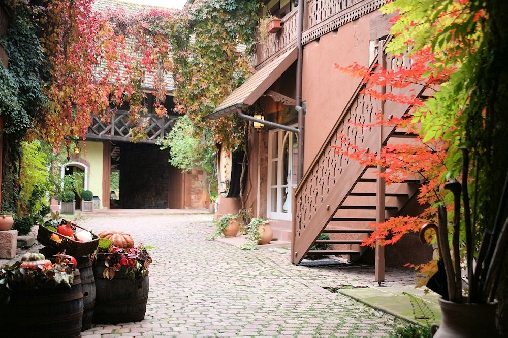 Gastezimmer Haut-Rhin, ...