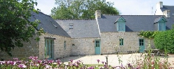 Bed and breakfast Ferme de Kergadien