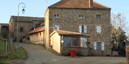 La Grange du Bois La Grange du Bois, Chambres d`Hôtes Solutré Pouilly (71)