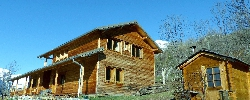 Bed and breakfast Chalet Couleurs d'en Haut