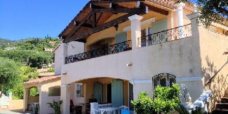 Villa Plein Sud Villa Plein Sud, Chambres d`Hôtes Cavalaire Sur Mer (83)