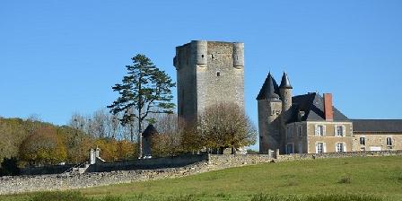 Chambre d'hotes Château de Mazières > Château de Mazières, Chambres d`Hôtes Tendu (36)