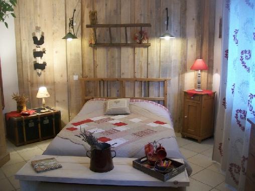 Campagnarde, Chambres d`Hôtes Rhinau (67)
