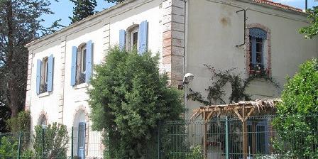 La Gare de Millas La Gare de Millas, Chambres d`Hôtes Millas (66)