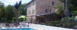 Bed and breakfast Le Mas du Roure