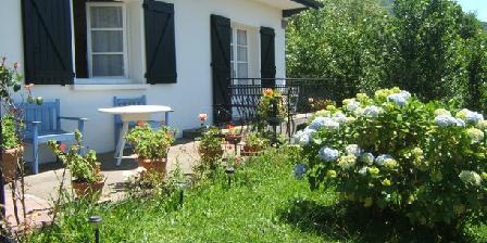 Location de vacances Villa Gypsie > Villa Gypsie, Chambres d`Hôtes Urrugne (64)