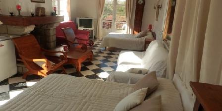 Villa Gypsie Villa Gypsie, Chambres d`Hôtes Urrugne (64)