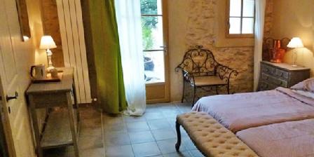 La Dentellière La Dentelliere, Chambres d`Hôtes Saint-Hippolyte-le-Graveyron (84)