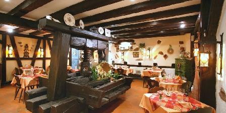 Au Caveau du Vieux Pressoir Au Caveau du Vieux Pressoir, Chambres d`Hôtes Itterswiller (67)