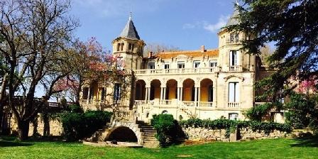 Chambre d'hotes Château Sainte Cécile > Château Sainte Cécile, Chambres d`Hôtes Saint Thibéry (34)