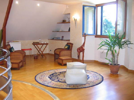 La Villa de Sandrine, Chambres d`Hôtes Parigne L'Eveque (72)
