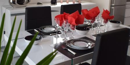 Les Terrasses de Valombois L'art de la table