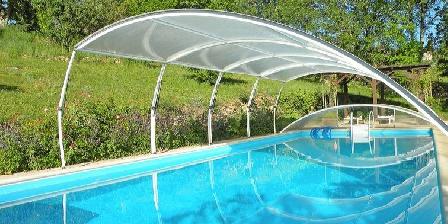 Maison Les Fraysses La piscine