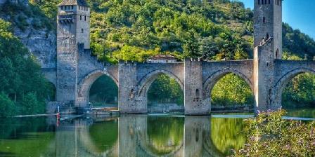 Maison Les Fraysses Pont valentré à Cahors