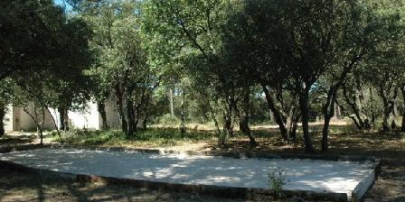 Le Domaine d'Alèzen Gîtes Provence 5 pers - piscine-tennis-pétanque, Gîtes Grans (13)