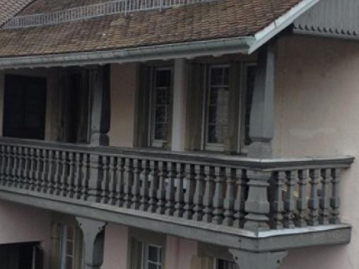 Le Balcon du Prince, Chambres d`Hôtes Montbeliard (25)