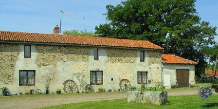 Les Brégères Les Brégères, Chambres d`Hôtes Saint Barbant (87)