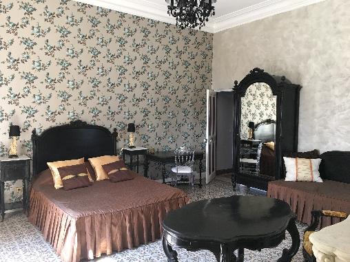 Chambre d'hote Vaucluse - Chateau Le Martinet, Chambres d`Hôtes Violés (84)