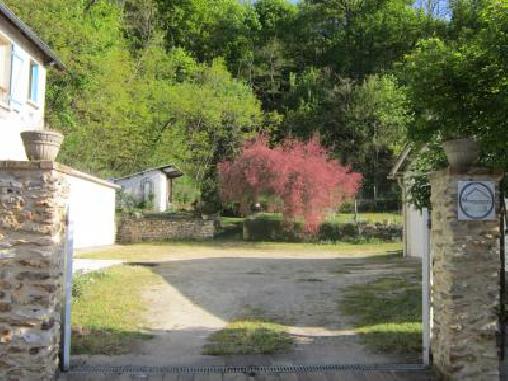 Le Moulin à Vent, Chambres d`Hôtes Montfort L'amaury (78)