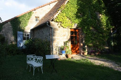 Chambre d'hote Haute-Vienne - Puy La Brune, Chambres d`Hôtes Chateau-Chervix (87)