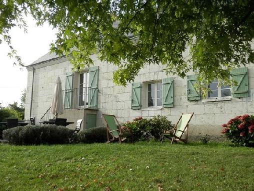 La Maison du Saule, Chambres d`Hôtes Faverolles Sur Cher (41)