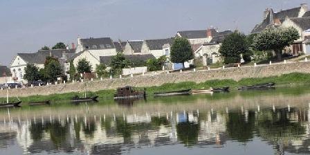 La Flottille de Loire Gîte Flottille de Loire ***, Gîtes Chouze Sur Loire (37)