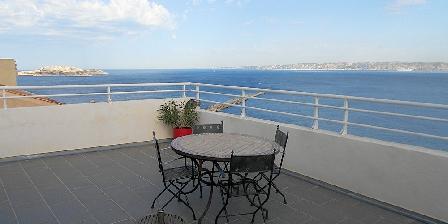 Bella Vista Vista Sul Mare, Chambres d`Hôtes Marseille (13)